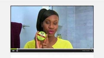 ORS Olive Oil Edge Control TV Spot, 'Real Talk, Real Reviews' - Thumbnail 2