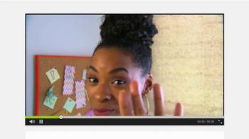 ORS Olive Oil Edge Control TV Spot, 'Real Talk, Real Reviews' - Thumbnail 3
