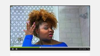 ORS Olive Oil Edge Control TV Spot, 'Real Talk, Real Reviews' - Thumbnail 5