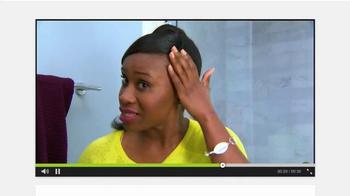 ORS Olive Oil Edge Control TV Spot, 'Real Talk, Real Reviews' - Thumbnail 8