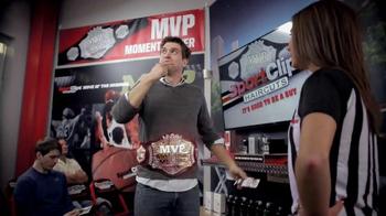 Sport Clips TV Spot, 'MVP Moment Maker' - Thumbnail 2