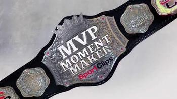 Sport Clips TV Spot, 'MVP Moment Maker' - Thumbnail 5