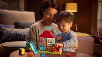 LEGO Duplo My First Playhouse TV Spot, 'Daily Routines'
