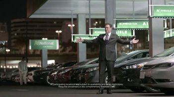 National Car Rental TV Spot, 'Wandering Eye' Featuring Patrick Warburton