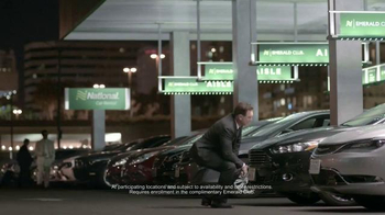 National Car Rental TV Spot, 'Wandering Eye' Featuring Patrick Warburton - Thumbnail 3