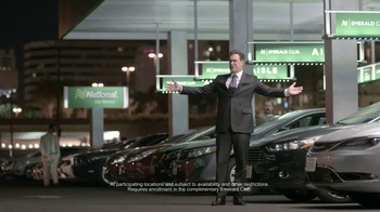 National Car Rental TV Spot, 'Wandering Eye' Featuring Patrick Warburton - 1596 commercial airings
