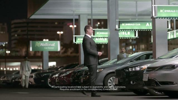 National Car Rental TV Spot, 'Wandering Eye' Featuring Patrick Warburton - Thumbnail 5