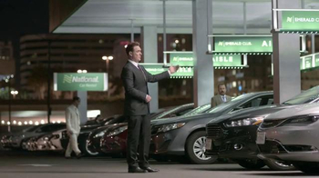 National Car Rental TV Spot, 'Wandering Eye' Featuring Patrick Warburton - Thumbnail 6