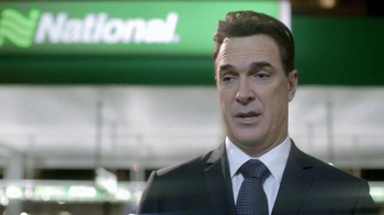 National Car Rental TV Spot, 'Wandering Eye' Featuring Patrick Warburton - Thumbnail 7