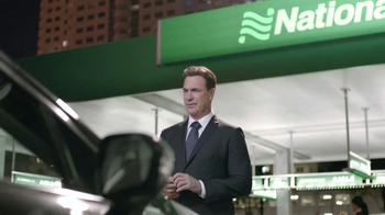 National Car Rental TV Spot, 'Wandering Eye' Featuring Patrick Warburton - Thumbnail 9