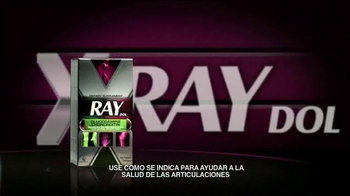 X Ray Dol TV Spot, 'Deportes' [Spanish] - Thumbnail 2