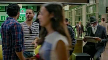 Heineken TV Spot, 'UEFA Champions League: Flight Delay' - Thumbnail 1