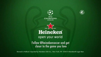 Heineken TV Spot, 'UEFA Champions League: Flight Delay' - Thumbnail 9
