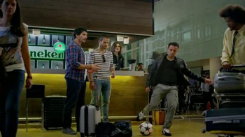 Heineken TV Spot, 'UEFA Champions League: Flight Delay' - Thumbnail 3