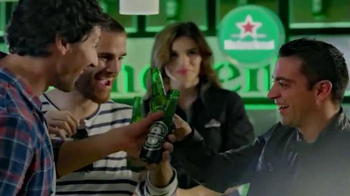 Heineken TV Spot, 'UEFA Champions League: Flight Delay' - Thumbnail 8