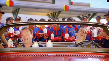 Sonic Drive-In Shakes TV Spot, 'Nicknames' - 10335 commercial airings