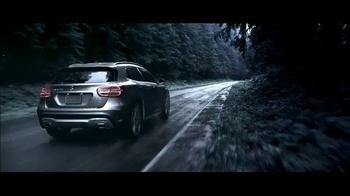 2015 Mercedes-Benz GLA 250 4MATIC TV Spot, 'No Laughing Matter' - Thumbnail 5