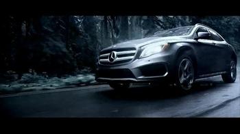 2015 Mercedes-Benz GLA 250 4MATIC TV Spot, 'No Laughing Matter' - Thumbnail 6