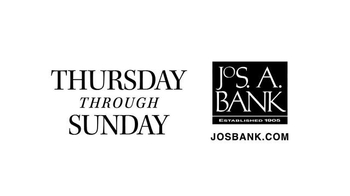 JoS. A. Bank Buy One, Get Four Free TV Spot, 'Business Casual' - Thumbnail 6