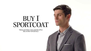 JoS. A. Bank Buy One, Get Four Free TV Spot, 'Business Casual' - Thumbnail 2