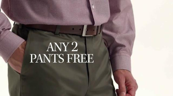 JoS. A. Bank Buy One, Get Four Free TV Spot, 'Business Casual' - Thumbnail 4