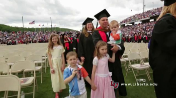 Liberty University TV Spot, 'On Your Time' - Thumbnail 9