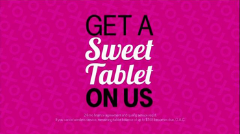 T-Mobile TV Spot, 'Get a Sweet Tablet on Us' - Thumbnail 2