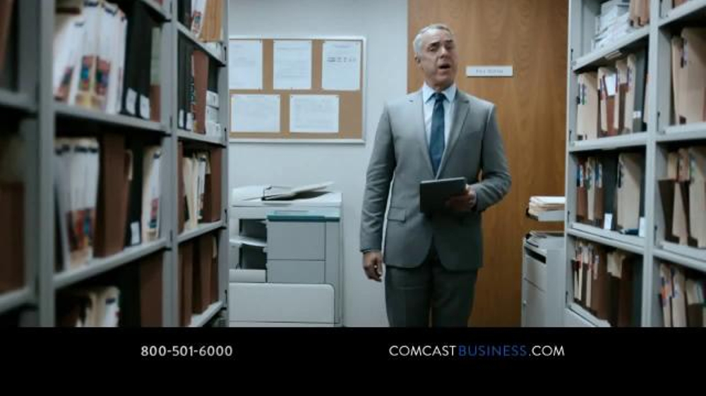 Comcast Business TV Commercial, 'Wifi Anywhere'