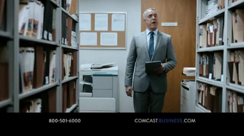 Comcast Business TV Spot, 'Wifi Anywhere' - 1334 commercial airings