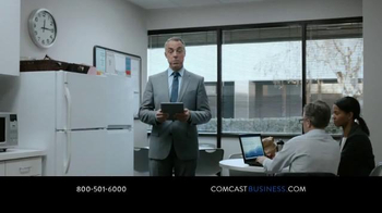Comcast Business TV Spot, 'Wifi Anywhere' - Thumbnail 3