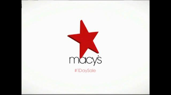 Macy's One Day Sale February 2015 TV Spot, 'Reduced Mattress Sets' - Thumbnail 5
