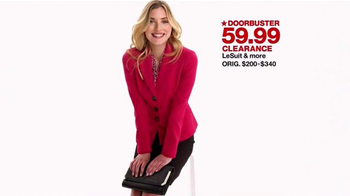 Macy's One Day Sale February 2015 TV Spot, 'Suits, Jewelry, Luggage' - Thumbnail 4