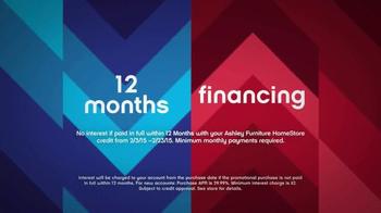 Ashley Furniture Homestore Presidents' Day Savings Event TV Spot, 'Extend' - Thumbnail 6