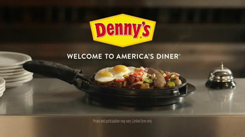 Denny's Rio Ranchero Skillet TV Spot, 'No Rules About Booby Traps'