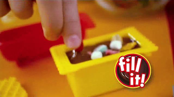 Chocolate Bar Maker TV Spot, 'Any Combination You Can Imagine' - Thumbnail 4