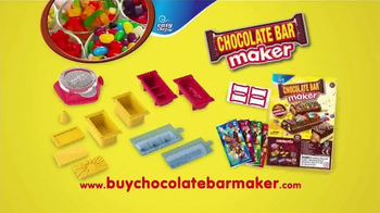 Chocolate Bar Maker TV Spot, 'Any Combination You Can Imagine' - Thumbnail 8