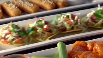TGI Friday's Endless Apps TV Spot, 'Endless Choice' - Thumbnail 3