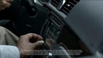 2015 Volkswagen Passat TDI Clean Diesel TV Spot, 'Question' Song by Magic! - Thumbnail 6
