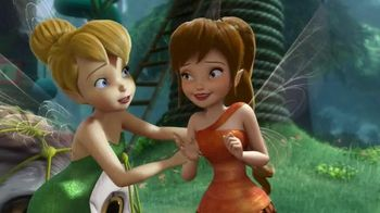 Tinker Bell and the Legend of the NeverBeast Blu-ray TV Spot