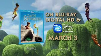Tinker Bell and the Legend of the NeverBeast Blu-ray TV Spot - Thumbnail 10