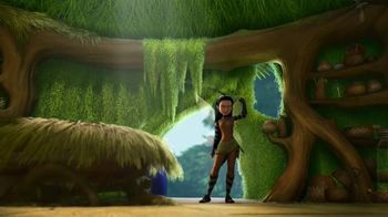Tinker Bell and the Legend of the NeverBeast Blu-ray TV Spot - Thumbnail 7