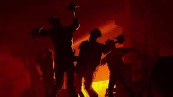 Nerf Zombie Strike Flipfury TV Spot, 'Zombie Stopping Action' - Thumbnail 1