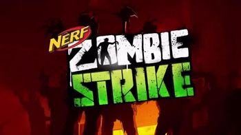 Nerf Zombie Strike Flipfury TV Spot, 'Zombie Stopping Action' - Thumbnail 2