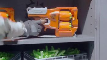 Nerf Zombie Strike Flipfury TV Spot, 'Zombie Stopping Action' - Thumbnail 3