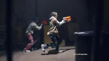 Nerf Zombie Strike Flipfury TV Spot, 'Zombie Stopping Action' - Thumbnail 5