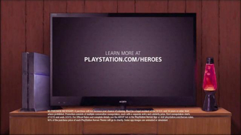 PlayStation Heroes TV Spot, 'Team Up' - Thumbnail 10