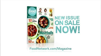 Food Network Magazine TV Spot, 'New Issue on Sale' - Thumbnail 2
