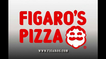 Figaro's Pizza Artisan Crust TV Spot, 'Out of This World Great' - Thumbnail 9