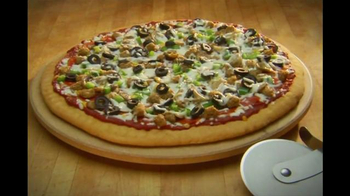 Figaro's Pizza Artisan Crust TV Spot, 'Out of This World Great' - Thumbnail 2
