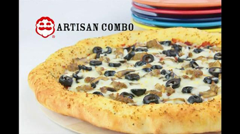 Figaro's Pizza Artisan Crust TV Spot, 'Out of This World Great' - Thumbnail 6
